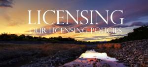 Photo License Header